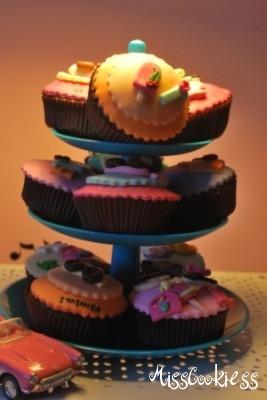 cupcake kulesi