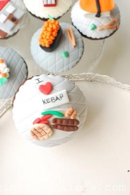 kebap cupcake 2